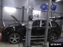 Porsche Cayenne I увеличение клиренса