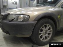 Volvo XC70 увеличение клиренса